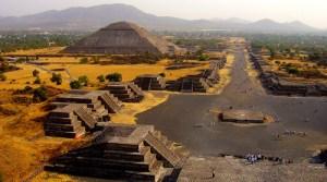 teotihuacan ,orasul construit de uriasi