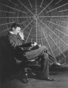 Nikola Tesla si previziunile sale pentru secolul XXI
