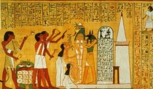 egiptul antic si populatia sa