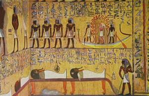 faraonul Seti I si Abydos