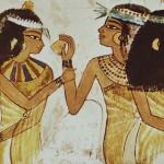 femeia egipteana