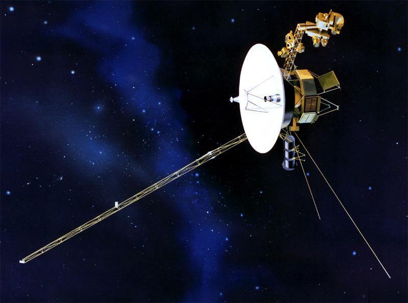 Sonda spatiala Voyager
