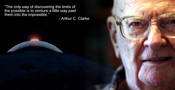 arthur c .clarke