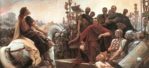 europa barbarilor si a romanilor