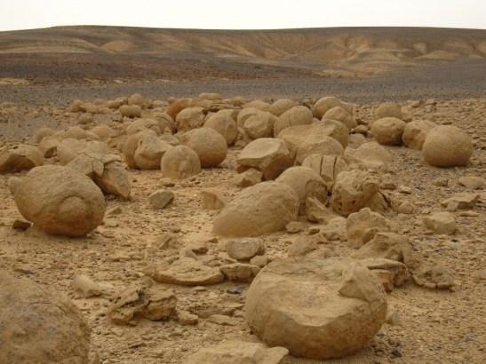 meteoritul din Iordania