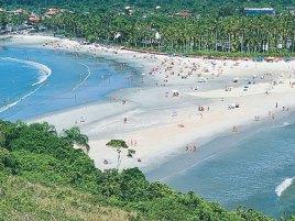 paradisul din Brazilia