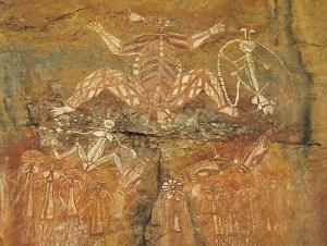 picturi rupestre australiene