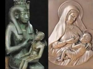 Shemirames e Tamuz Maria e Jesus