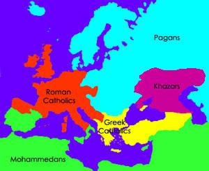 imperiul khazar