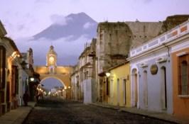 La Antigua din Guatemala