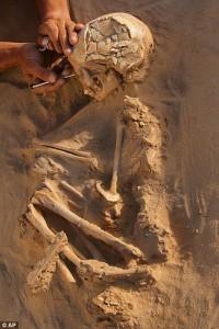 in sahara au fost descoperite urmele celui mai vechi conflict etnic