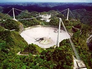 telescopul arecibo