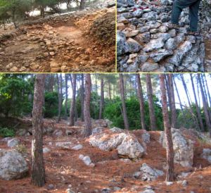 un nou sit megalitic a fost descoperit in Israel