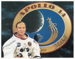 Edgar Mitchell ,astronautul vizionar