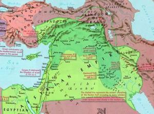 asirienii-imperiul intemeiat de ei