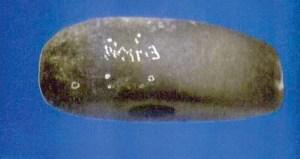 tablitele cerate de la rosia montana-toporul inscriptionat