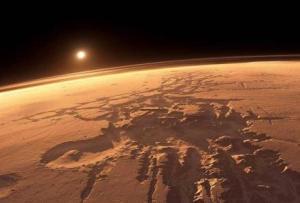 O zi pe planeta Marte