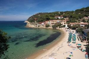 arhipelagul toscan -plaja