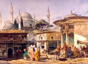 constantinopol, orasul imperiu