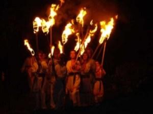 simbolistica focului la crestini