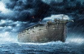 mitul universal al potopului