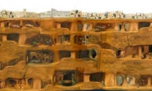 Labirintul din Cappadocia