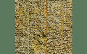 Lista regilor sumerieni, un mister inca nedezlegat