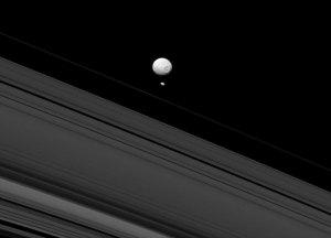 Mimas si Pandora