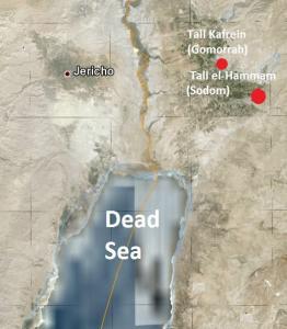 O echipa de arheologi a facut o descoperire de senzatie in Iordania (2)