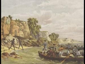 Flota condamnatilor si nasterea statului australian