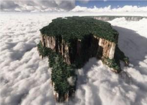 Muntele Roraima din America de Sud, o mare atractie turistica (2)