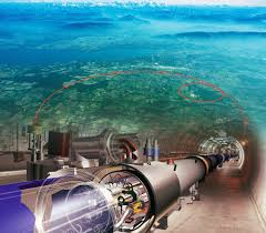 calatoria in timp in accelaratorul de particule LHC