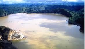 Lacurile africane ale mortii