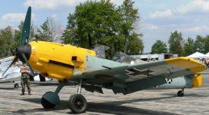 Avionul german Messerschmitt 109
