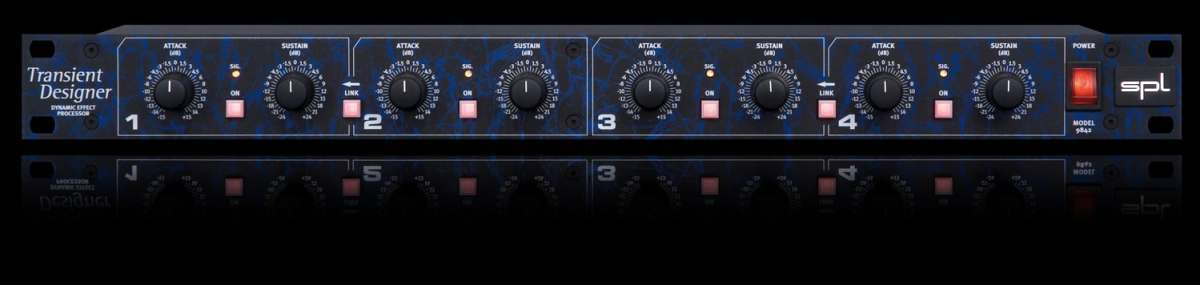 Mixing Kicks: Frequencies, Tones, Tuning & Transients SPL Transient Designer Hardware