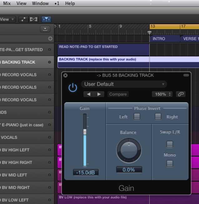 free backing tracks software