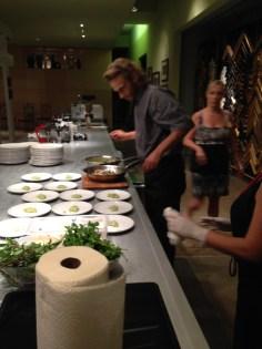 Gourmet Dinner with Chef Soren