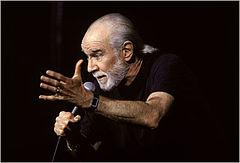 George Carlin Performing in 2001