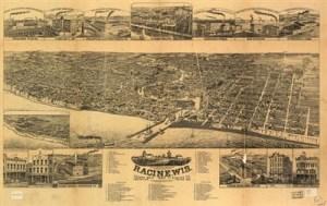 Historic Racine  Credit: www.epodunk.com