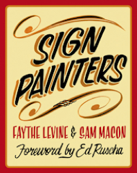 Sign Painters book