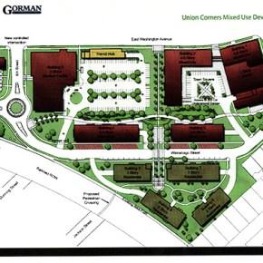 Union Corners-General Development Plan
