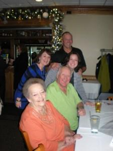 Jennifer's parents and grandparents