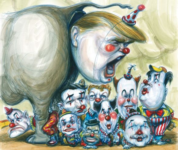 Credit: Illustration by Victor Juhasz