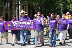 OutReach Pride Parade