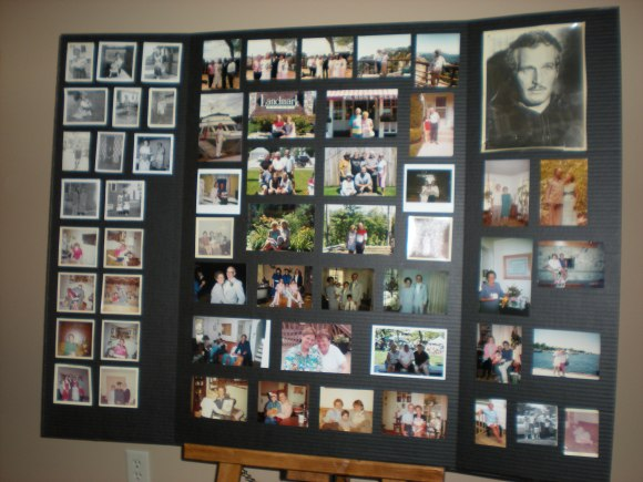 Memory Board with Paul Newman