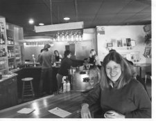 Jeanne Barwick, Lyistrata Restaurant Manager
