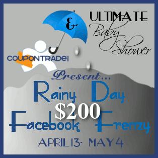 Rainy Day Facebook Frenzy!