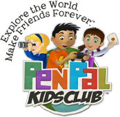 Pen Pal Kids Club