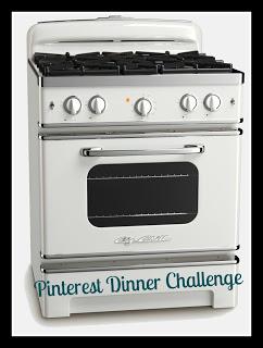 Pinterest Dinner Challenge