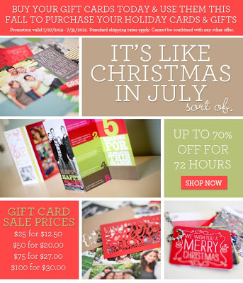 Paper Coterie Gift Card Sale!
